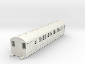 o-100-lner-quint-d80-brake-3rd-coach-5 in White Natural Versatile Plastic