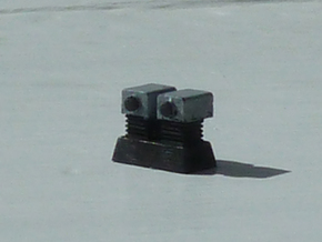 DashBoard Cameras in Frosted Ultra Detail