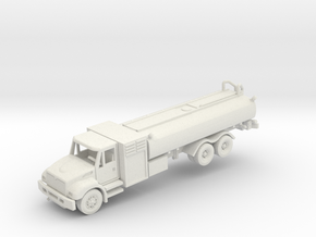 Kovatch R-11 Fuel Truck in White Natural Versatile Plastic: 1:200