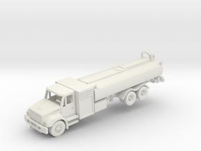 Kovatch R-11 Fuel Truck in White Natural Versatile Plastic: 1:200