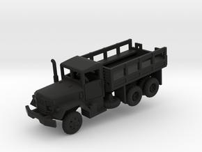 M35 2.5ton Duce in Black Premium Versatile Plastic: 1:64 - S