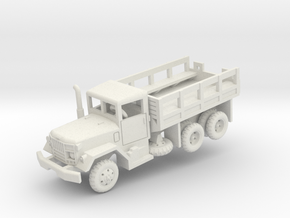 M35 2.5ton Duce in White Natural Versatile Plastic: 1:200