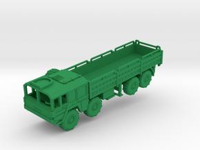 KAT1 MAN 10t MIL GL  in Green Processed Versatile Plastic: 1:200