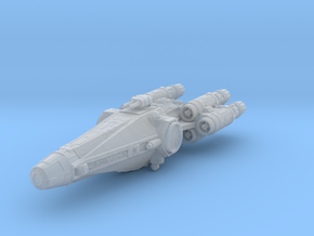 Incom V-9L Light bomber ( 1/270 scale) in Smooth Fine Detail Plastic