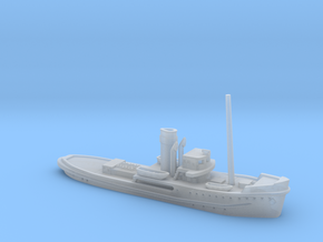 1/700th scale Shkval soviet tug boat in Smooth Fine Detail Plastic