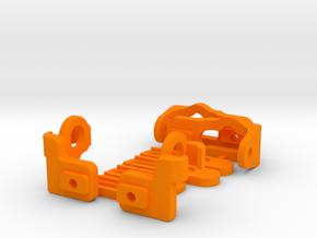 Xray T4 body support awesomatix style in Orange Processed Versatile Plastic