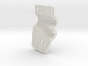 outer left improved dropout shell (1) in White Natural Versatile Plastic