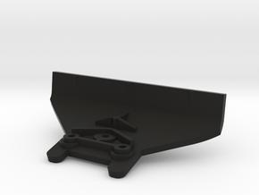 Tamiya TA02 F150 Prerunner Bumper, TA02T in Black Natural Versatile Plastic