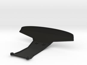 Tamiya Terra Scorcher, Thundershot Bumper in Black Natural Versatile Plastic