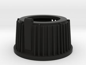 1:6 Fusion1 in Black Natural Versatile Plastic