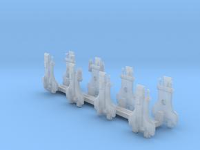 Omni Scale Maesron Gunboat Flotilla MGL in Smooth Fine Detail Plastic