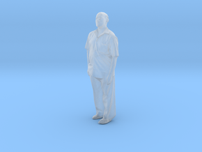 Printle C Homme 181 - 1/32 - wob in Smooth Fine Detail Plastic