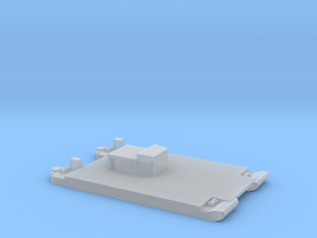 1/700 Siebel Ferry 40 Transport 2 in Smooth Fine Detail Plastic