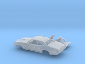 1/87 1970 Mercury Cyclone Kit in Smooth Fine Detail Plastic