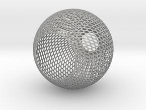 Lamp Shade6__round in Aluminum