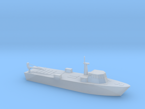 1/350 Scale 85 foot Torpedo Retriever in Smooth Fine Detail Plastic