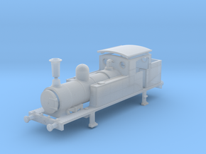 N-1:148 - FR J1 in Smooth Fine Detail Plastic