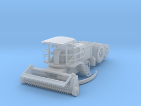 N Forage Harvester in Smooth Fine Detail Plastic