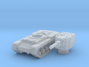 1/285 KV-2 in Smooth Fine Detail Plastic: Small