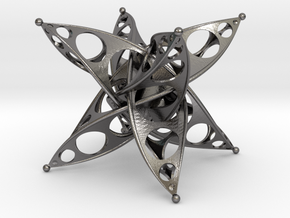 Diva-sized Power of Four in Polished Nickel Steel
