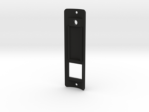 switch insert in Black Natural Versatile Plastic