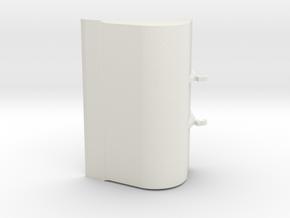 bak cw30 2200mm 25-30 ton in White Natural Versatile Plastic