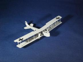 Aircraft- Gotha G.V Bomber (1/144th) in White Strong & Flexible