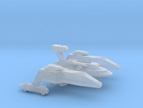 3125 Scale WYN Pocket Battleship (PBB) CVN in Smooth Fine Detail Plastic