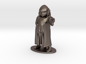 Dungeon Master Miniature in Stainless Steel: 1:60.96