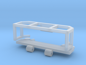 1/64 Sign for Pilot Trucks in Smooth Fine Detail Plastic