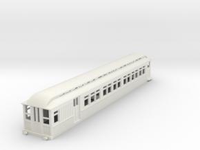 0-87-mersey-railway-1903-motor-coach-1 in White Natural Versatile Plastic