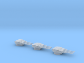 2700-Devastator-dorsal-turrets (extracted) in Smooth Fine Detail Plastic