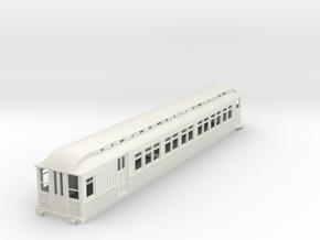 0-43-mersey-railway-1903-motor-coach-1 in White Natural Versatile Plastic