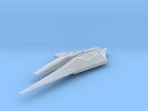 Narn Regime Var'Nic Long Range Destroyer 39mm in Smooth Fine Detail Plastic