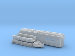 VL8 N Scale in Smoothest Fine Detail Plastic