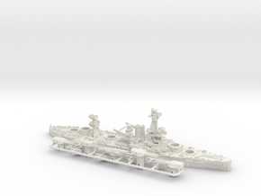 US BB34 New York [1942] in White Strong & Flexible: 1:1800