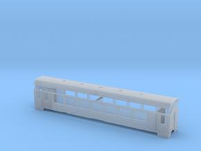 RhB B 2391-2393 in Smooth Fine Detail Plastic: 1:150