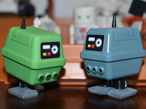 PRHI Star Wars Kenner-style Gonk Prototype Body in Green Processed Versatile Plastic