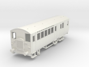 o-76-wcpr-drewry-big-railcar-1 in White Natural Versatile Plastic