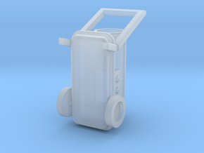 1/64 Bullet heater in Smooth Fine Detail Plastic