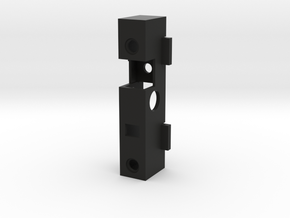 ForceFX MPP Control Box Switch Holder in Black Natural Versatile Plastic