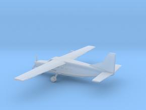 1/400 Scale Cessna 208 Caravan in Smooth Fine Detail Plastic