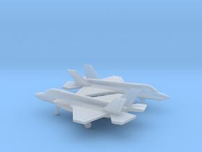 Lockheed Martin F-35B Lightning II in Smooth Fine Detail Plastic: 1:400