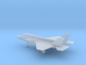 Lockheed Martin F-35B Lightning II in Smooth Fine Detail Plastic: 6mm