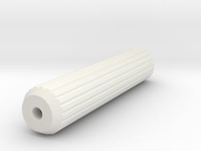 Replacement Part for Ikea DOWEL 101352 in White Natural Versatile Plastic