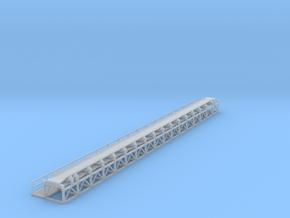 N Scale Large Conveyor 205mm Ken in Smooth Fine Detail Plastic
