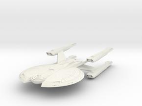 Federation Cardenas Class V4 HvyCruiser in White Natural Versatile Plastic