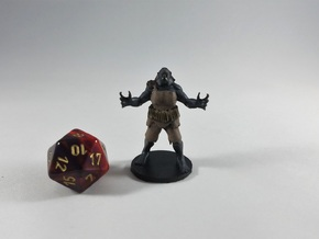 Orc Claw of Luthic in White Natural Versatile Plastic
