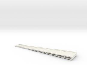 HOm rerailer in White Natural Versatile Plastic