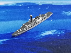 Type 679 Training Ship, 1/1800 in White Natural Versatile Plastic
